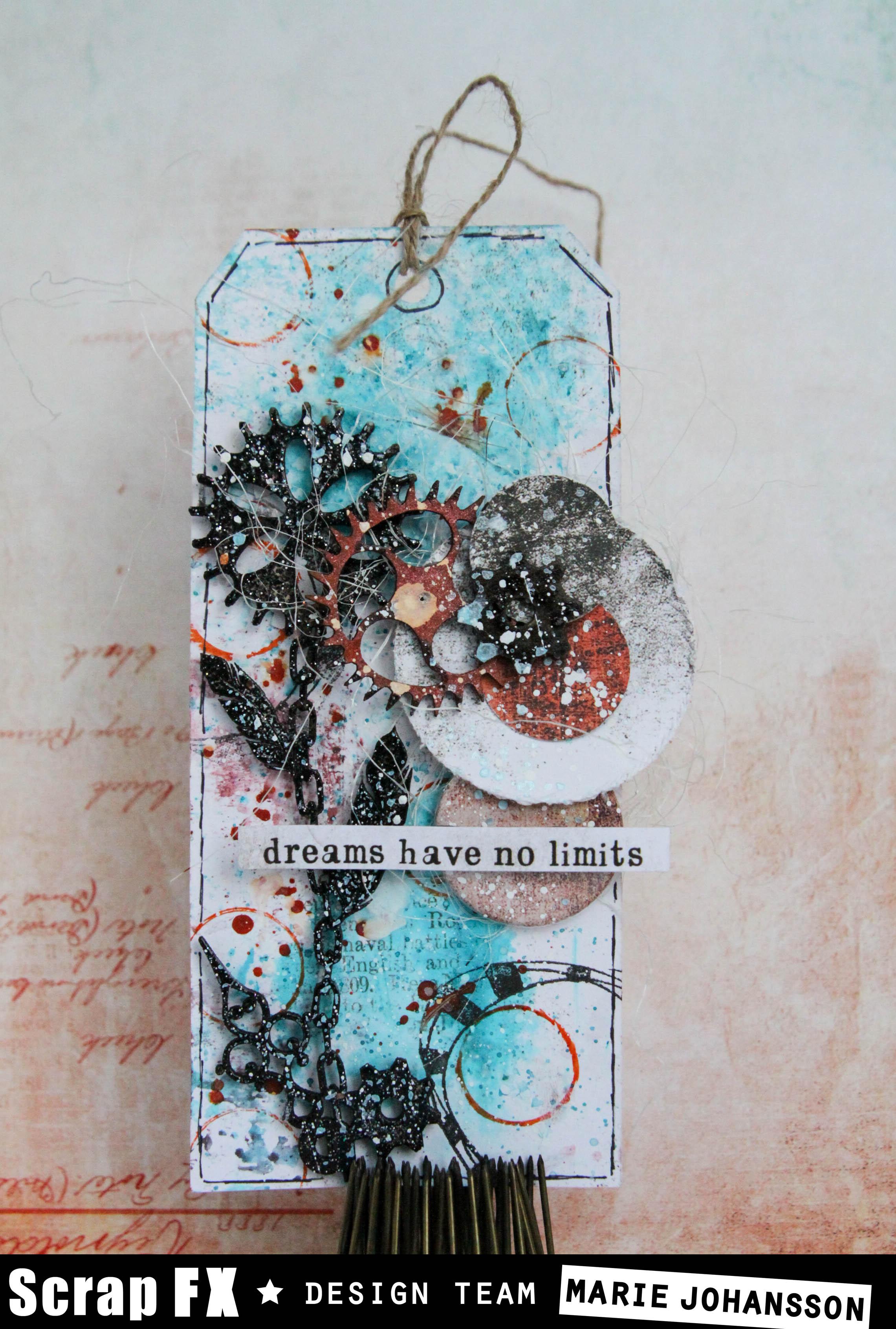 Steampunk Card & Tag « Scrap FX Blog