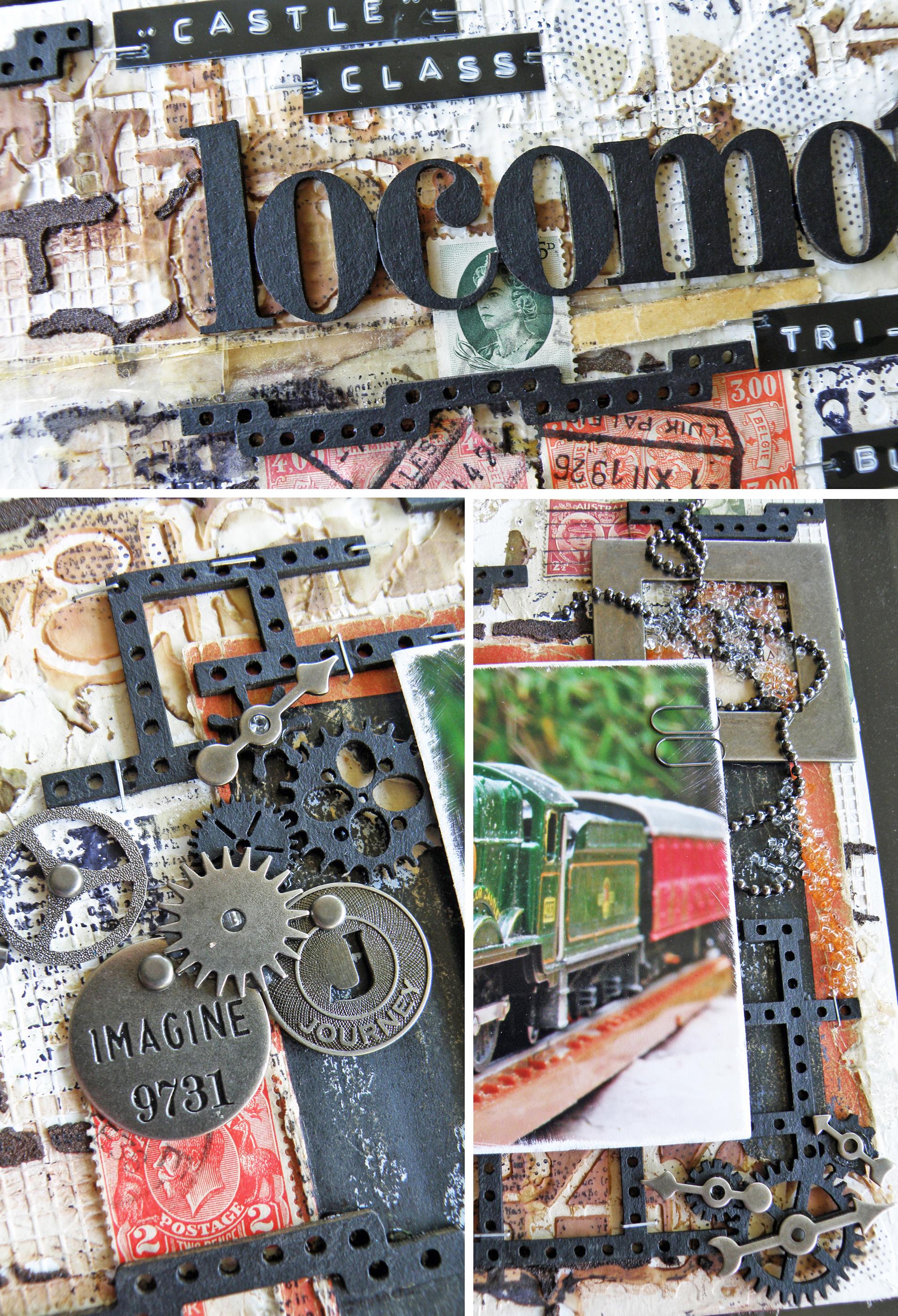 Locomotive - details for blog