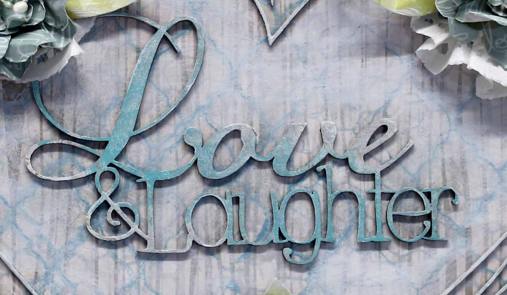 Love and laughter wall decor - Anita Bownds oct 2014 Scrapfx DT (2)