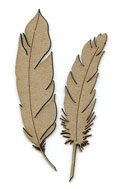 feather-pair