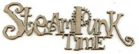 Steampunk Time, wordlet