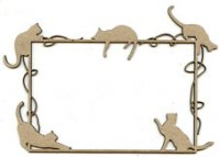 Cats frame