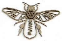 Steampunk BEE LARGE