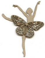 Butterfly Ballerina SMALL