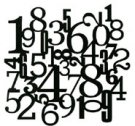 Numbers Stamp