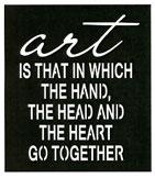 Art Phrase stencil - Click Image to Close