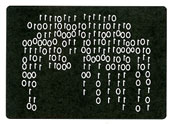 Binary Code stamp - Click Image to Close