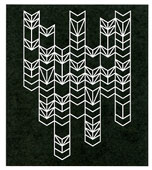 Chevron background stamp - Click Image to Close