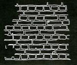 Grungy Brickwork stamp