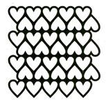 Hearty stencil