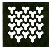 Interlock stencil