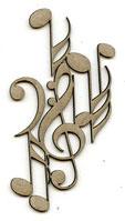 Music Symbol Collage
