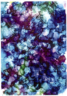 Nebula by Karen Yates - Click Image to Close