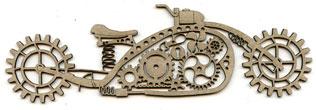 Steampunk Motorbike - Click Image to Close