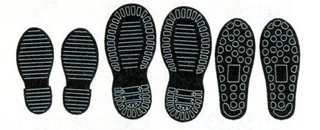 Shoe Soles stamp - Click Image to Close