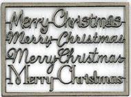 Merry Christmas Words mini