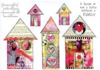 Happy Houses by Michelle Logan