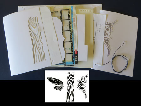 Junk Journal Kit NATURE - Click Image to Close